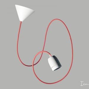 ceramic lamp textile